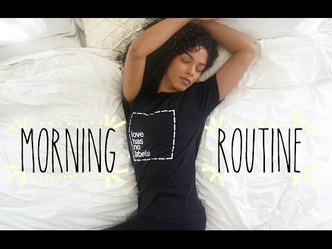 Weekend Morning Routine // Fitness, Sex Dust, Skin Care & more!