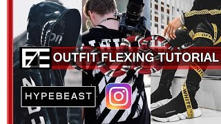 How to FLEX on a Budget (Streetwear)