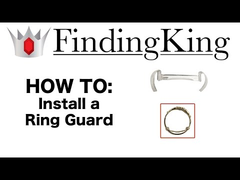 How To Install a Ring Guard