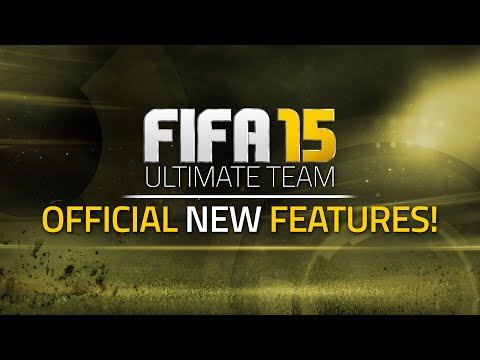 FIFA 15 | OFFICIAL NEW ULTIMATE TEAM FEATURES! - LOAN PLAYERS + MORE!