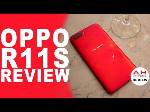 OPPO R11S Review - Red Dead Ringer