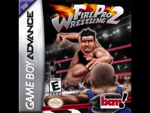 Fire Pro Wrestling 2 (GBA Music 2002)