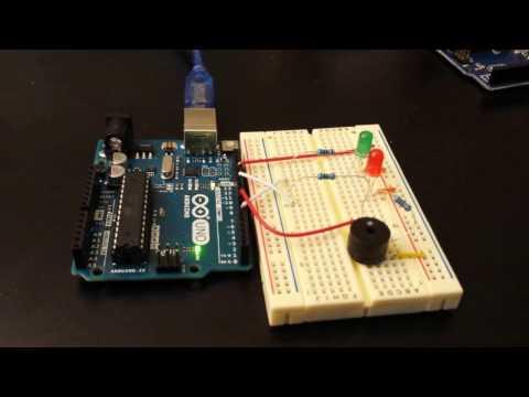 Arduino Morse Code Player