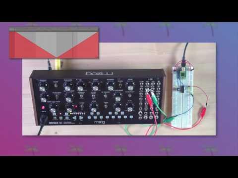 Let's Make: A MIDI DAC