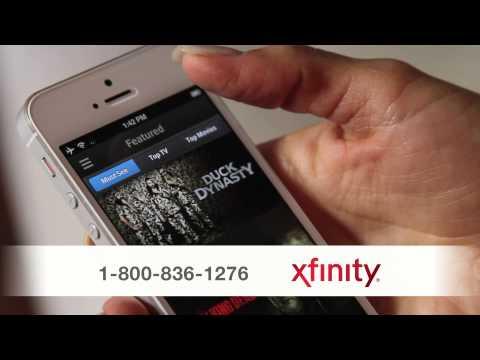 Xfinity On Demand 90 sec