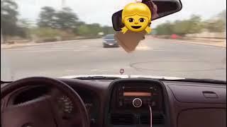 تفحيط مش طبيعي راح يروح عليك نص عمرك