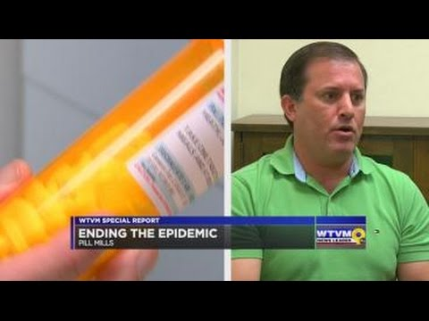 Ending the Epidemic: Part 1 - Pill Mills
