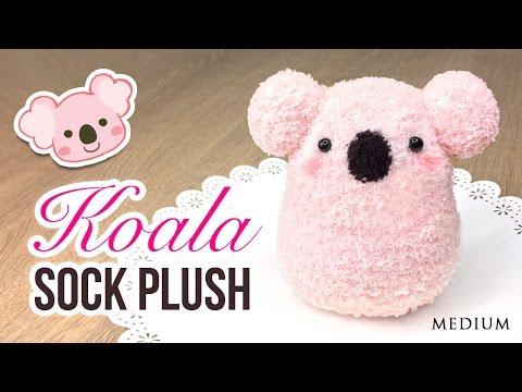 DIY Koala Plush!! Make a Cute DIY Toy using Socks!