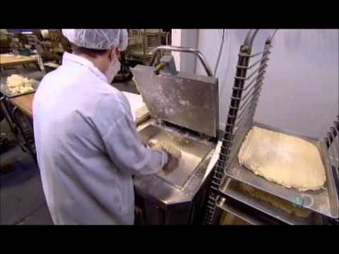 How It's Made - Blueberry Turnovers