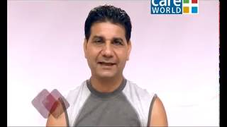 Yoga for life provides expert tips of how to cure Diabetes with the help of yoga.   For Daily Updates and Fun Stuff Subscribe - http://www.youtube.com/user/careworldtv