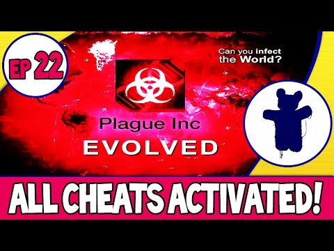 Plague Inc Evolved - All Cheats Activated!