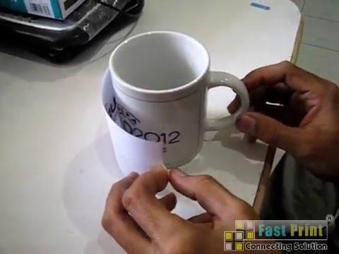 Video tutorial MUG Press machine usage