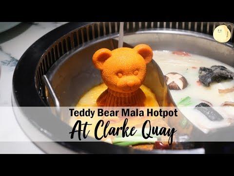 Spice World - Award-winning Chinese Hotpot With Teddy Bear Mala Hotpot