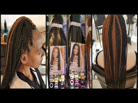 Superline Collection PS Braiding Hair | Review