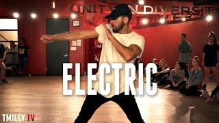 Download Alina Baraz - ELECTRIC ft Khalid - Choreography by Jake Kodish - #TMillyTV Video