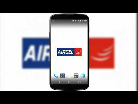 ** Check Aircel Balance ** by Dialing USSD Code Number