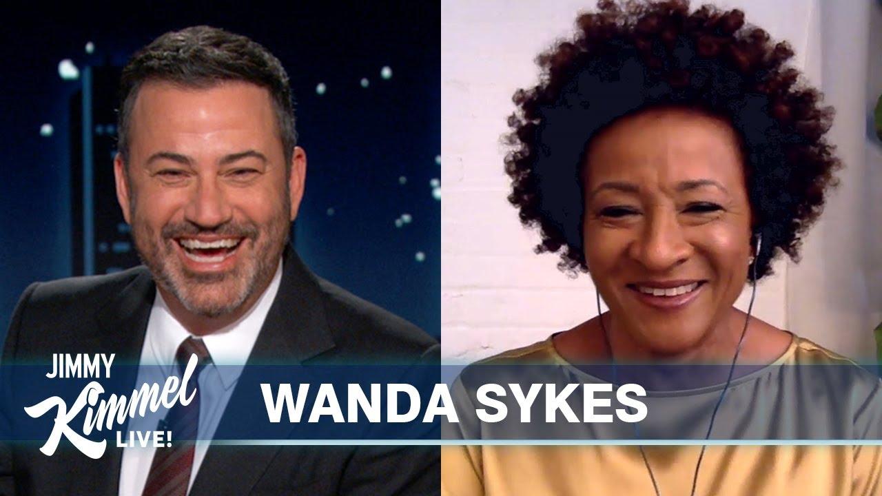Wanda Sykes Wants Eyes on Trump!