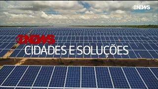 Globo News | O grande negócio da energia solar no Brasil