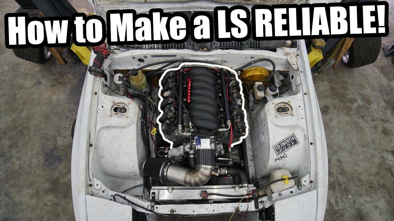 Top 5 Mods To Make An LS Engine Reliable.