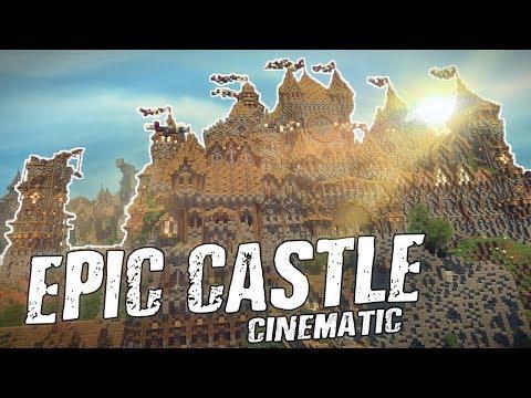 EPIC CASTLE CINEMATIC + DOWNLOAD // Minecraft
