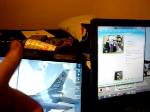 Webcam video latency testing