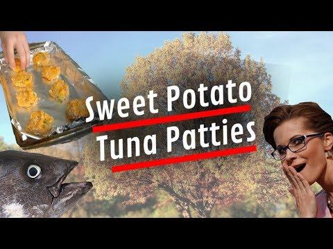 Easy Fit Meals: Sweet Potato Tuna Patties