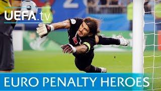 Best EURO penalty shootout saves: Schmeichel, Seaman and Casillas