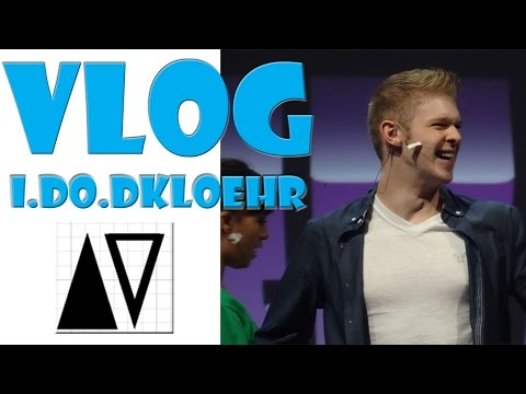 acting in MINECON 2016   a vlog