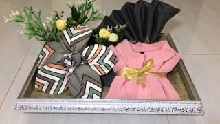 Menghias Hantaran Baju I Mitaseserahan Music Jinni