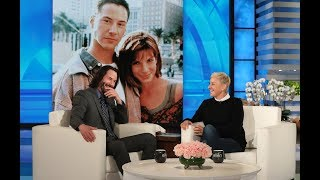 Keanu Reeves Had a Crush on