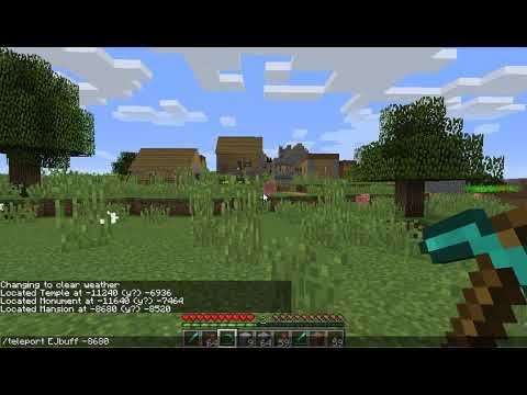 Locate & Teleport Cheats (Minecraft)