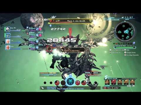 Xenoblade X, Ares 90 VS Pharsis
