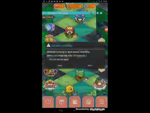 Pokemon shuffle (no items) Absol,Entei,Mega Altaria and Haxorus