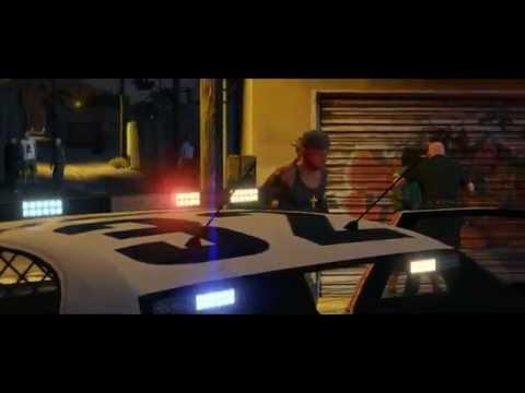 GTA V Trailer - Franklin