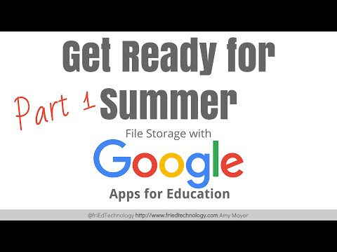 Part 1: Get Your Computer Ready for Summer