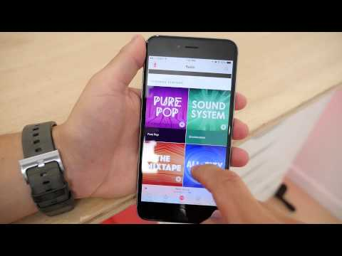 First Look - Apple Music and Beats 1 Radio