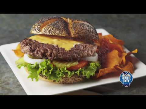 Prairie Creek® Hambuger Patties - Features and Benefits