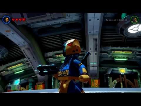 LEGO Batman 3: Beyond Gotham - Deathstroke (The Squad) Free Roam Gameplay (The Squad Pack DLC)