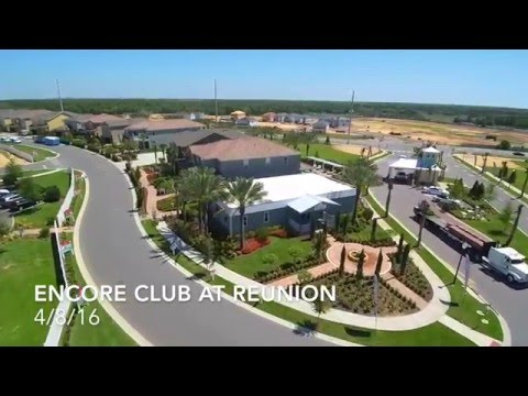 Reunion New Homes - Buy your dream Orlando Vacation-Home here!!!