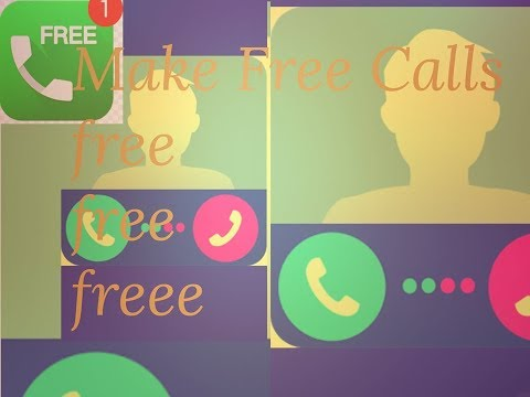 [Must watch] Make free unlimited calls to all countries without any software 100% work.