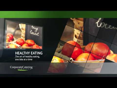 Corporate Catering Services - Our Vision