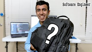 What's In My Tech Bag | Indian Software Engineer 🔥