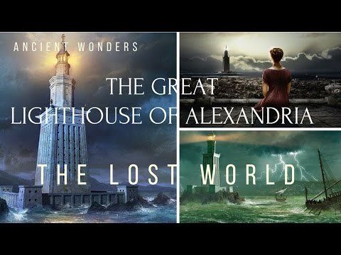 Ancient Mystery Documentaries  lighthouse of alexandria egypt || facts |  in || hindi ||