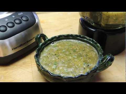 Sonorran Salsa Verde