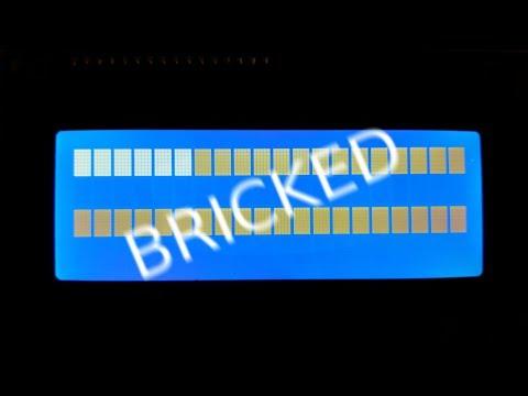 Unbrick an ANET A8 Mainboard After A Fail Firmware Flash