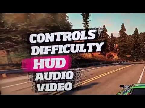 How to change from KM/H to MPH - Forza Horizon Tutorial