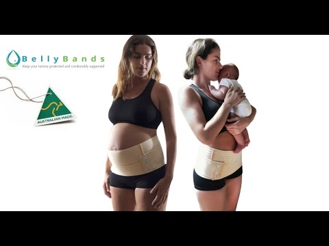 3 in 1 Pregnancy C-Section Belly Band