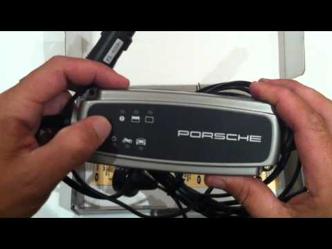 Porsche Charge-O-Mat II Battery Maintainer