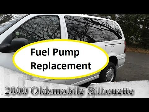 Fuel Pump Replacement Olds Silhouette Venture Montana GM 3.4L V6