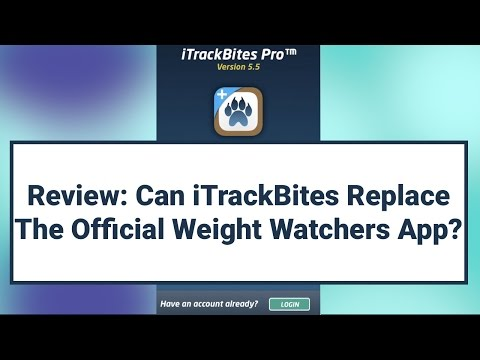 iTrackBites Pro 2017 - Full Review